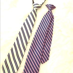 BOYS- 2 Ties
